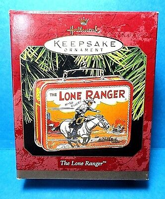 "Hallmark ""The Lone Ranger"" Ornament 1997"