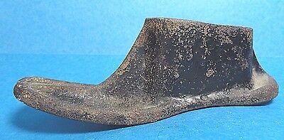 Vintage Baby/Child's Cast Iron Cobbler Shoe Form