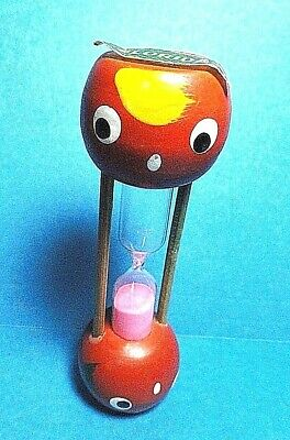 "Vintage Florida ""Orange"" Sand Egg Timer  Free Shipping"
