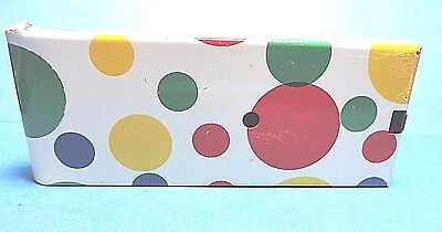 Vintage Party Noise Maker  New Years Colored Dots Free Shipping 2