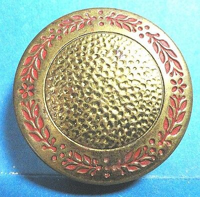 Vintage Small PLOUGH Rouge Compact