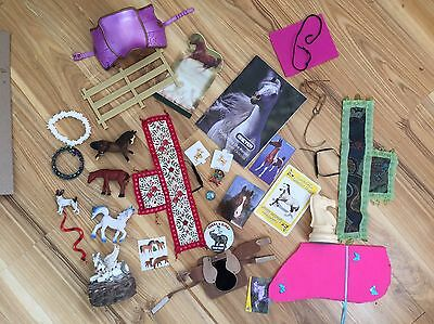 Free Post Breyer Horse Items And Other Brand Stuff For Pretend Play. Bulk Lot