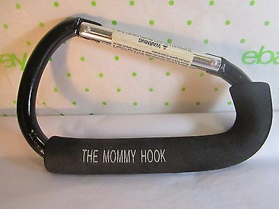 "The MOMMY HOOK Baby Stroller Hanger 6.5x4""  Carries up to 60 Pounds"