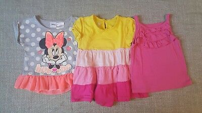 Girls size 2T shirt Lot of 3