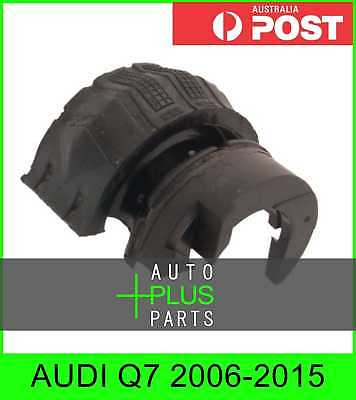Rubber Bush Diff Differential Mount Mounting Fits AUDI Q7 2006-2015