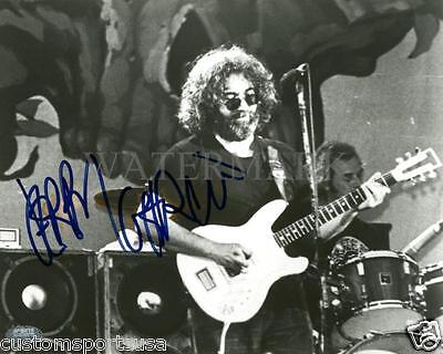 REPRINT - JERRY GARCIA Grateful Dead Signed 8 x 10 Glossy Photo Poster RP