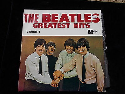 The Beatles - Greatest Hits Volume 1 - LP - Used