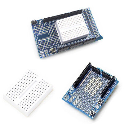 New Prototype With MiniShield ProtoShield V3 Breadboard For Arduino UNO MEGA2560