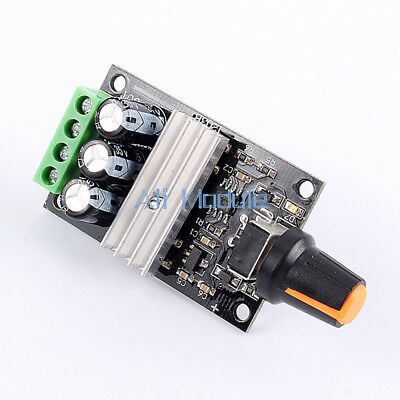 1 PCS DC 6V - 28V 3A PWM Motor Speed Varible Regulator Controller Switch