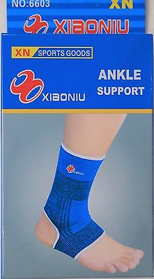 Ankle Support - Injury Medical Sports Homeware Bathroom Ankle Aid Stretchy