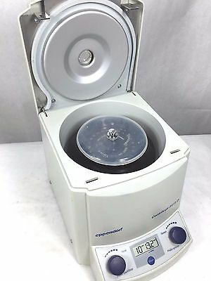 Eppendorf 5415D Centrifuge w/ Rotor F45-24-11 & Lid, 6 Month Warranty incl.