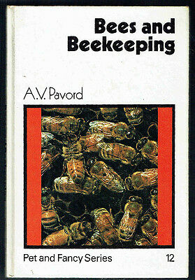 Bees And Beekeeping, A.v.pavord, Hb, Vgc.