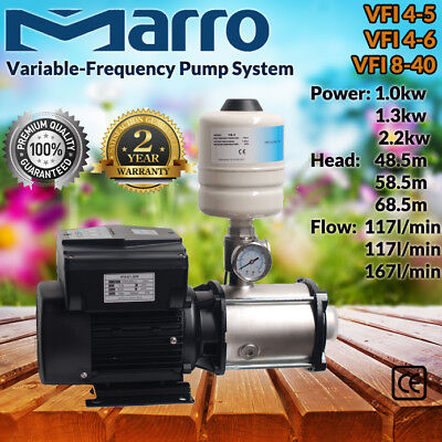 VFI4-5/6 BOOSTER CONSTANT PRESSURE PUMP-VARIABLE SPEED Replace Grundfos CMBE3-62