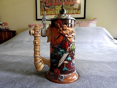 World of Warcraft Blood of the Horde Epic Collection No 1 Limited Edition Stein