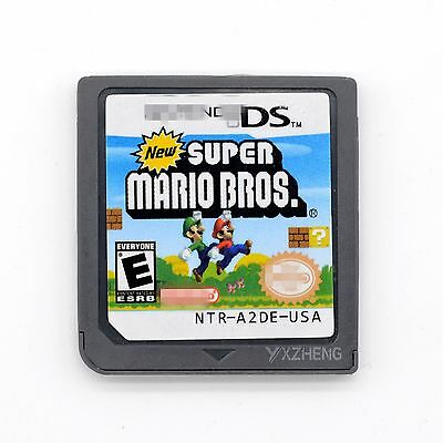 Super Mario Bros.(Nintendo DS) XMAS Gifts Game Card Only