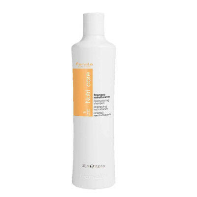 Fanola Nutri Care Restructuring Shampoo for Dry and Frizzy Hair 350ml