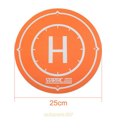 Portable Landing Pad Apron Helipad Parking Field for DJI SPARK Drone as07