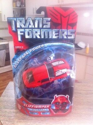 "transformer pack 1x  ""Cliffjumper"""
