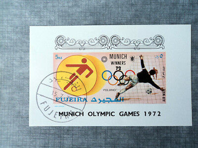Munich Olympic Games 1972  Mint Never Hinged  / CTO
