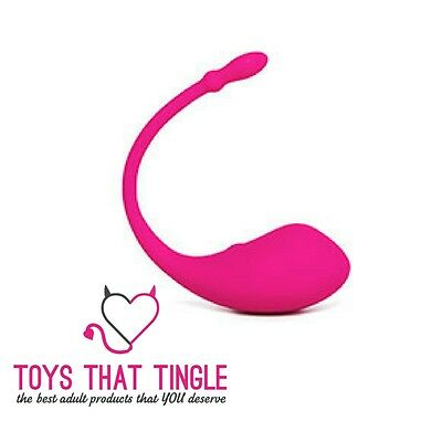 Lush by Lovense | Wireless Panty Vibrator Couples Sex Toy with Warranty