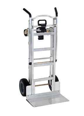 Hand Trucks And Dollies Convertible Aluminum Truck Dolly Heavy Duty Platform Box