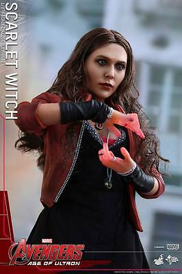 HOT TOYS MMS301 Avengers: Age of Ultron - Scarlet Witch FREE2SHIP EXPRESS-FAST