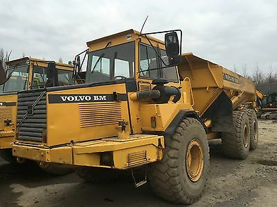 1995 Volvo A25C 6X6 Articulated Dumpers, Choice of 10, Plant Finance Specialists
