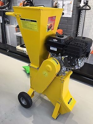 Greatbull Mulcher Chipper Briggs and Stratton 13.5hp Engine GBD601C
