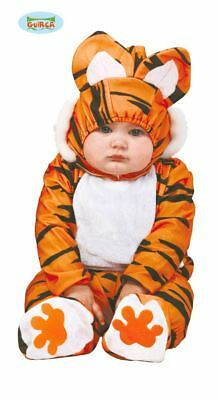 Toddlers Baby Tiger Animal Zoo Romper Fancy Dress Costume Infant Outfit Unisex