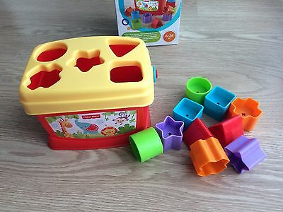 Bloques Infantiles Fisher Price - Baby´s first blocks