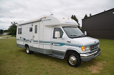 USED Motor Home Phoenix Cruiser everything works Ford V-10 Runs Great