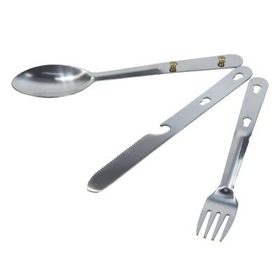 Steel Cutlery Set Silver  - Regatta