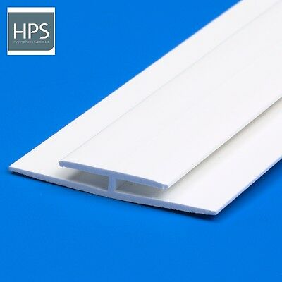 8 foot trims and fixing profiles for pvc wall sheets