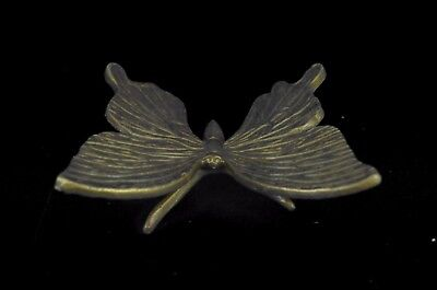 Sculpture Statue Figurine Art Nouveau Butterfly Wall or table Mirror Home Decor