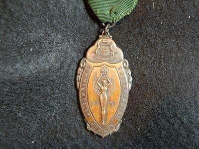 Commonwealth Jubilee Celebrations 1951 Tasmania Medal - Bronze