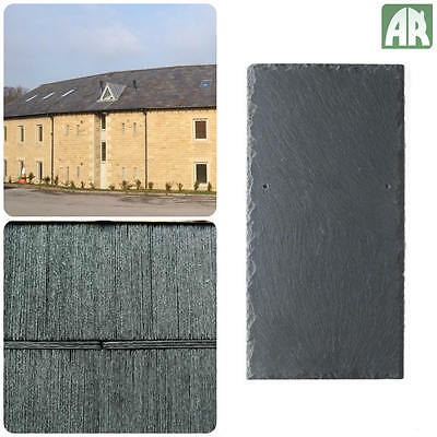 Chinese Roof Slates | Slate Roof Tiles | 50 x 25cm | EN12326 Approved