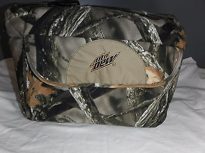 Mtn Dew Lost Camo blind COOLER NWT