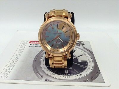 """Chase-Durer Xanadu Automatic """"Mother of Pearl""""-Limited Edition Watch (S04020991)"""