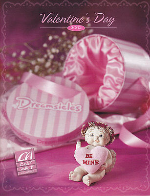 Dreamsicles Cast Art Catalog 2002 Angels Pooh and Friends