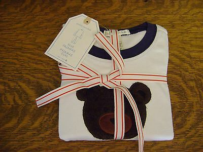 Pottery Barn Kids Shaggy Bear Tight Fit Pajamas Size 6 NWT ~ SOLD OUT@PBK