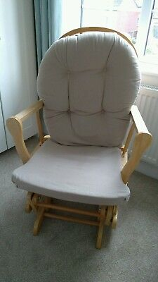 Nursing chair glider rocker newborn