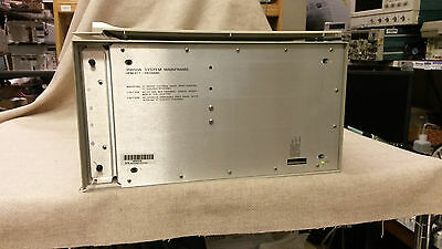 Agilent HP 35650A System Mainframe w/Three 35655A's