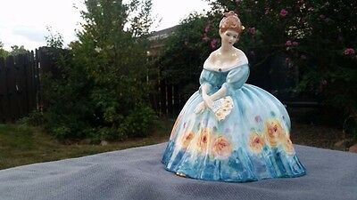 Royal Doulton - RARE - Victoria HN3416 - Retired - Event Only