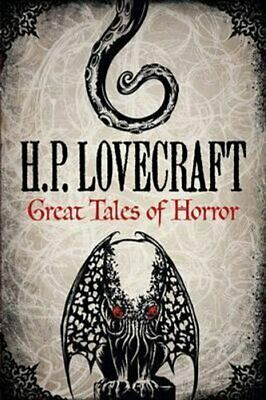 H. P. Lovecraft: Great Tales of Horror by H. P. Lovecraft (Hardback, 2012)