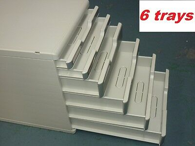 desktop organizer A4 multiform document cabinet filling cabinet 6 document tray