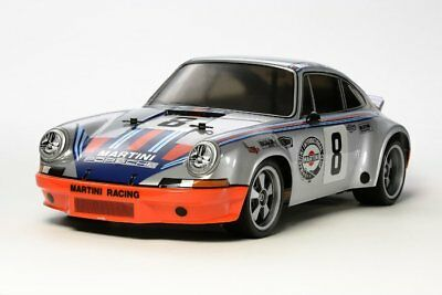 Tamiya 58571 1/10 RC Porsche 911 Carrera RSR - TT02 On Road Car