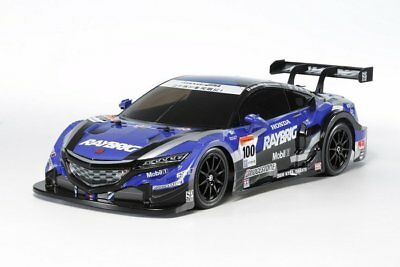 Tamiya 58599 1/10 RC RAYBRIG NSX CONCEPT-GT - TT-02 On Road Car