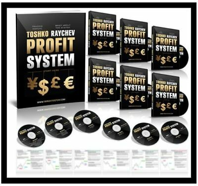 The TR Profit System By Toshko Raychew A 3-time world champion trader