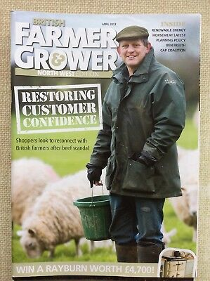 British Farmer and Grower Magazine Back issues