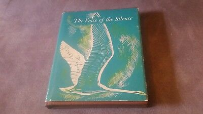 Book The Voice Of Silence H.p. Blavatsky Hardcover W/ Jacket 1968 19Th Edition